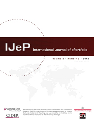 Cover of Inaugural Issue of IJeP
