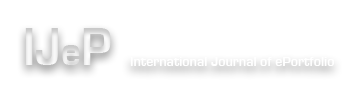 Logo for International Journal of ePortfolio